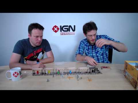 Colt Express - IGN BoardGame - IGN Hungary