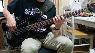 Descendents GCF Bass Cover