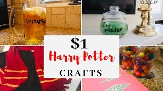 20 HARRY POTTER DIY IDEAS | $1 Harry Potter Party Ideas 2019 FREE PRINTABLES
