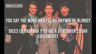 Sucker   Jonas Brothers 🤪 Lyrics   Traducción Al Español