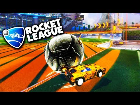 YOU FORGOT THE BALL, G18! - Rocket League!