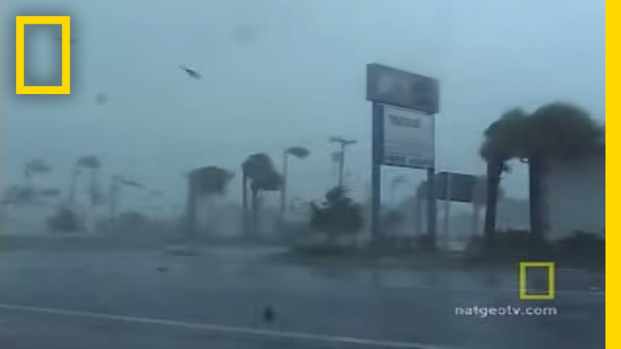 Hurricanes in Action | National Geographic thumbnail