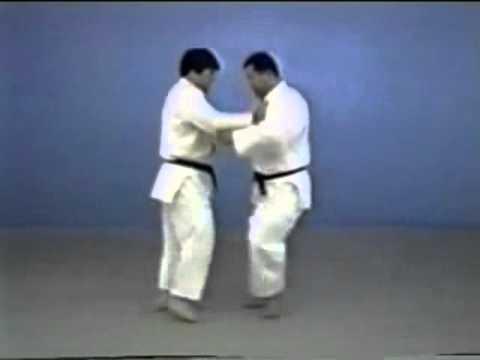 Judo - Uchi-makikomi