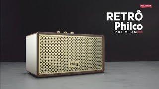 9c3647310 Caixa Acústica Retrô Philco Premium - Polishop
