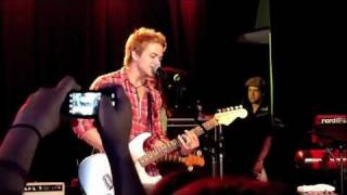 Hunter Hayes - Who did you think I was (John Mayer Trio cover)