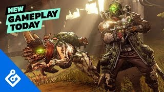 New Gameplay Today – Borderlands 3's FL4K