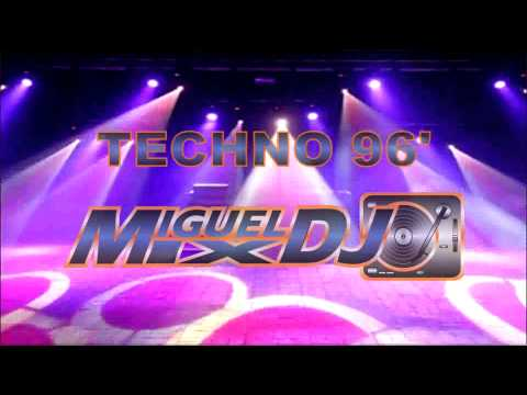 TECHNO MIX VOL.3 (1996) By DJ MIGUEL MIX