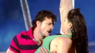 Farak Tahar Tight Laagta [ Hot Bhojpuri Video Song ] Jaaneman - Khesari Lal Yadav & Kajal Radhwani