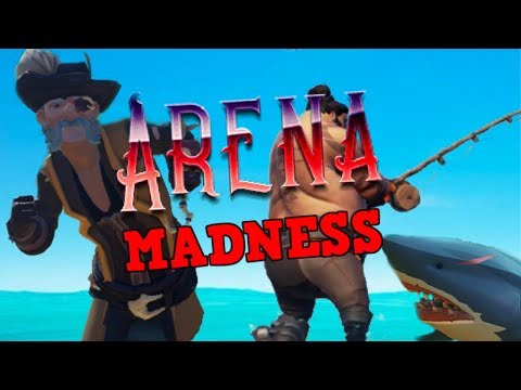 Sea Of Thieves - Arena Madness