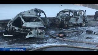 Страшное ДТП под Воронежем унесло жизни 8 человек