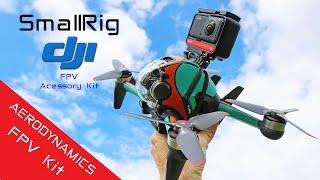 New Cool Kid on the block - DJI FPV Drone with SmallRig Aerodynamics Kit