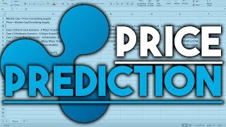 Ripple (XRP) Realistic 2019 End Of Year Price Prediction!