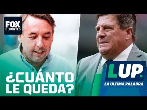 LUP: Sí hubo 'jalón de orejas' para Miguel Herrera