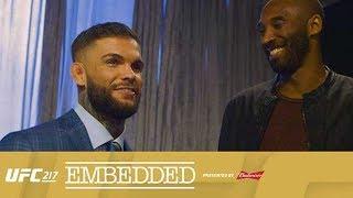 UFC 217: Embedded - Episódio 6
