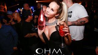 OHMFridays inside OHM Nightclub Hollywood VIP Bottle Service