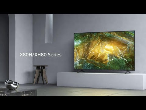 "Sony KD43XH8096 (43"", 4K, LCD, 2020)"