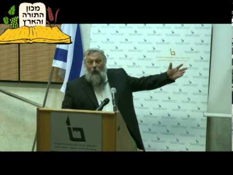 בניין 'שטחים ירוקים' ומצוות ישוב ארץ ישראל