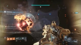 Nightfall boss vs thunderlord