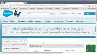 Login to Salesforce - Set-up a Trusted IP