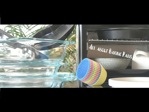 OTG - All about Baking Pans   Toaster Oven Bakeware