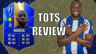 TOTS Marega!  |  Complete Or Nah  |  FIFA 19 Player Review Series