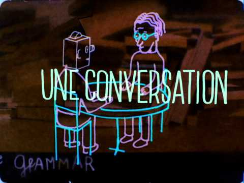 Is the man who is tall happy ? Conversation animée avec Noam Chomsky - Bande Annonce