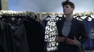 Genderless Fashion Blurs Lines On London Catwalks