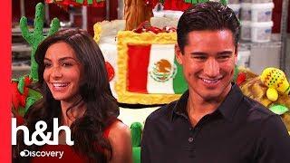¡Mario López quiere un pastel latino! | El desafío de Buddy | Discovery H&H