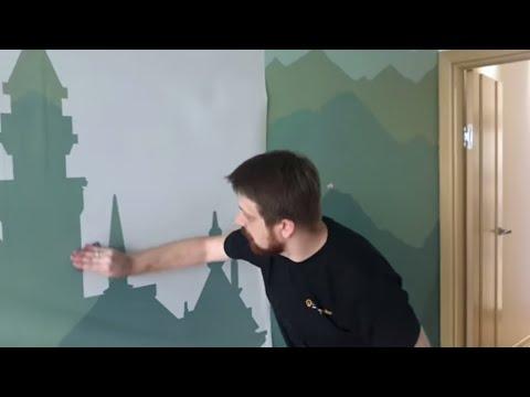 Грифельная стена своими руками. Как ПРАВИЛЬНО сделать грифельную стену.