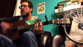 The beach - Dr. Dog acoustic cover