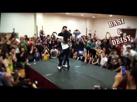 Basi & Deisy Bachata - III Bachatea World Congress 2014-02-15