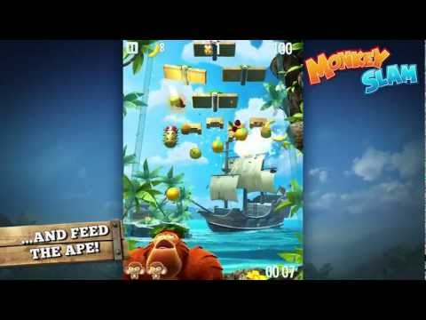 Monkey Slam IOS