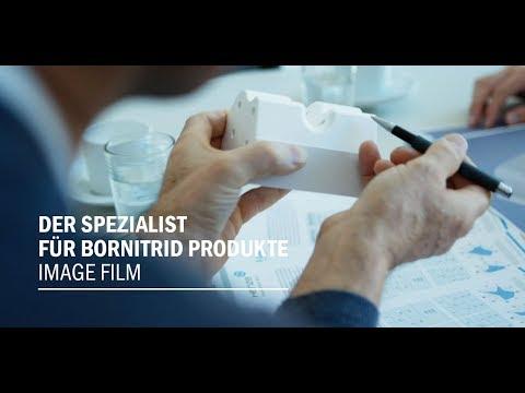 Der Spezialist für Bornitrid Produkte - Imagefilm Henze BNP AG