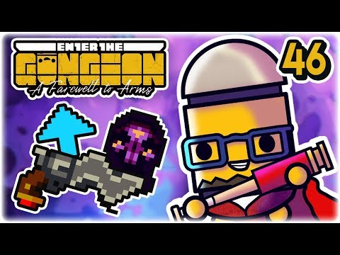 High Curse Vorpal Run | Part 46 | Let's Play: Enter the Gungeon: Farewell to Arms | PC Gameplay