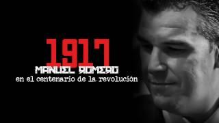 Disco de Manuel Romero: El centenario de la revolución