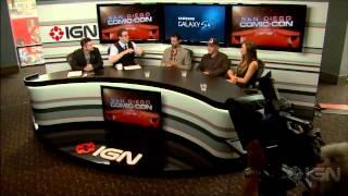 Interview conjointe de Noah Wyle, Moon Bloodgood et Will Patton - Comic Con 2013