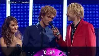 Eurovision Denmark - The Winner! Chanée & N'evergreen: In A Moment Like This [HQ]