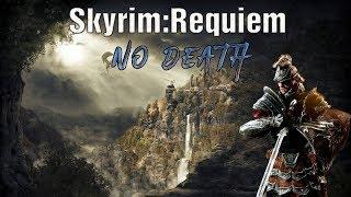 Skyrim Requiem (No Death) Имперец-Паладин: Конь-убийца