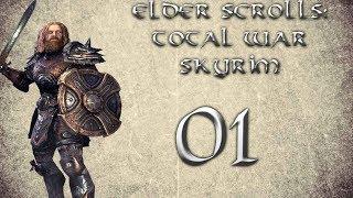 SKYRIM EMPIRE! - Elder Scrolls: Total War 1.4 (Kingdom of Skyrim) Preview