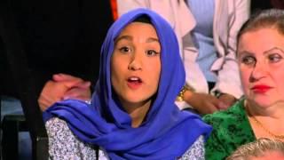 SVT Debatt - Rätt eller fel att ha modell med slöja? (2015.10.01)
