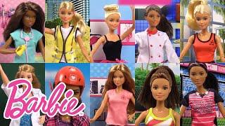 Top 10 Barbie Careers | Barbie Careers | Barbie