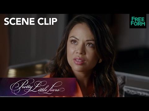 Pretty Little Liars | Season 7, Episode 11: Hanna Tells Mona She's the Boss | Freeform