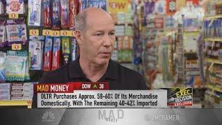 'We play hardball': Dollar Tree CEO on mitigating tariffs