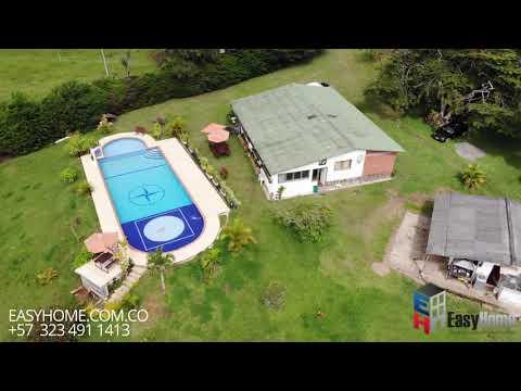Fincas y Casas Campestres, Venta, Dagua - $890.000.000