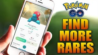 How to Find More Rares in Pokemon GO! (Catch Better Pokemon Tip)