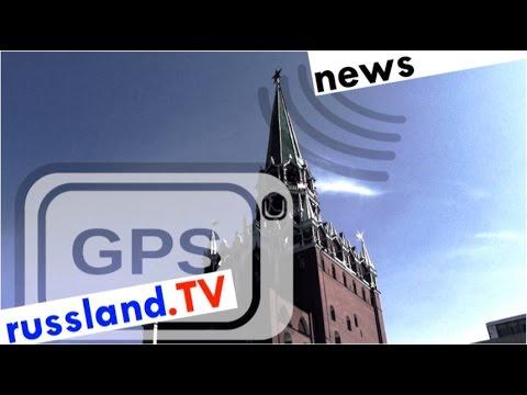 Kreml stört das GPS [Video]