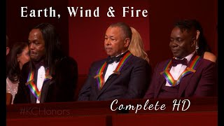 Earth Wind and Fire Kennedy Center Honors 2019 Full Show Performance