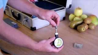 Food Quality - Penetrometer Tutorial