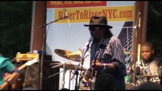 "CHUCK BROWN IN NEW YORK 2009 ""RUN JOE"""