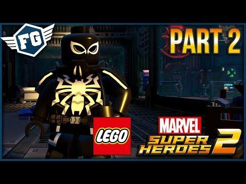 Lego Marvel Super Heroes 2 #2 - Nemotorný Iron Man